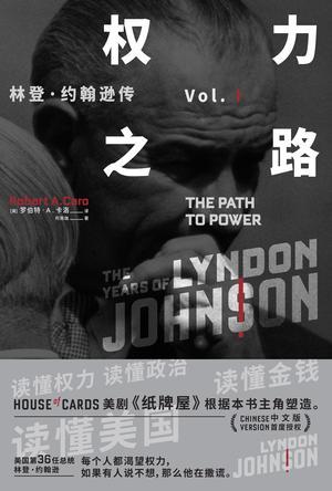 权力之路:林登·约翰逊传